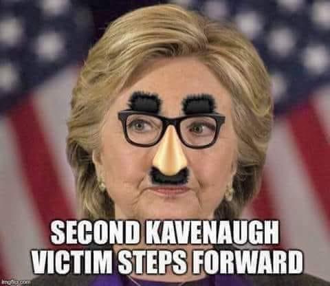 Kavanaugh victim