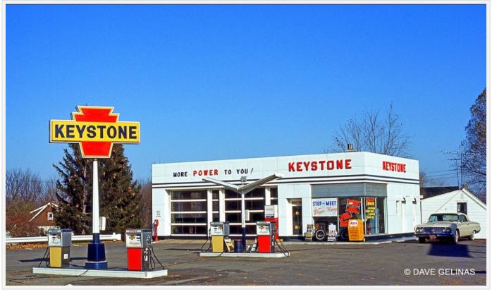 Keystone station