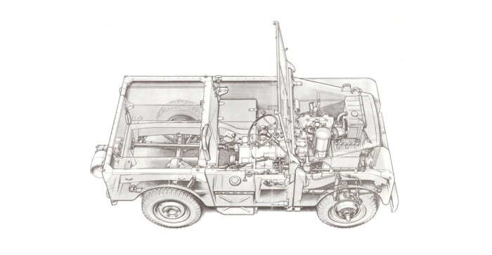 Land-Rover-Series-I-Cutaway