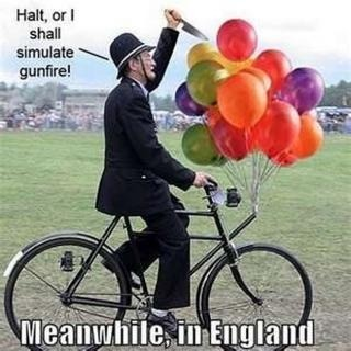 Meanwhile in England