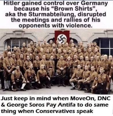 Nazis vs. Antifa