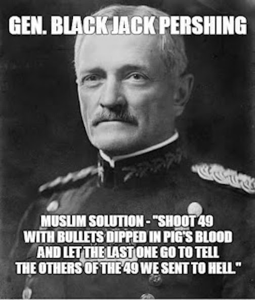 Pershing-Islam