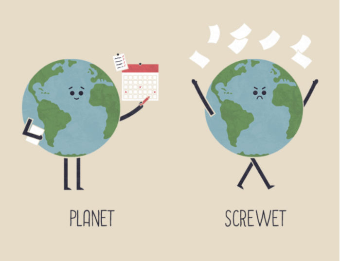 Planet-Screwet