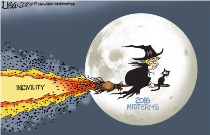 'Rats-Hitlery-incivility