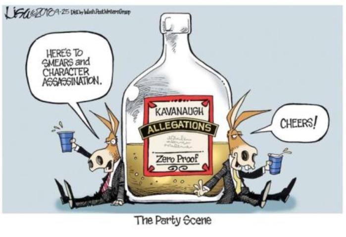 Rats Kavanaugh allegations