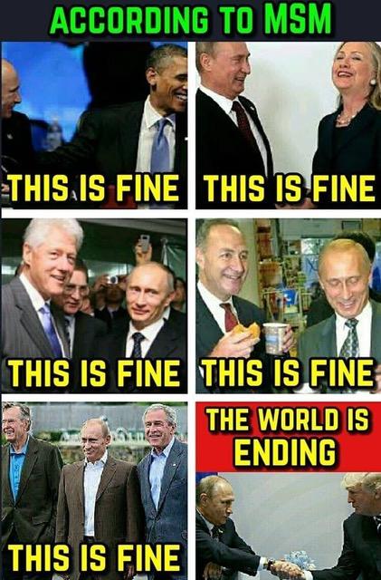 Russian collusion-'rats