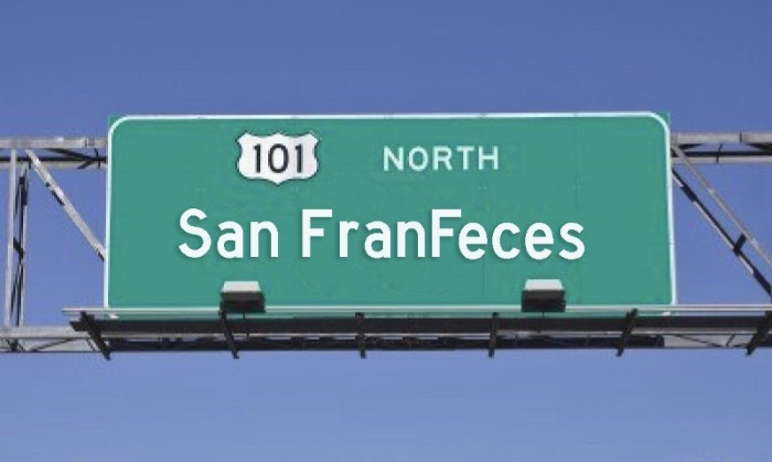 San-FranFeces