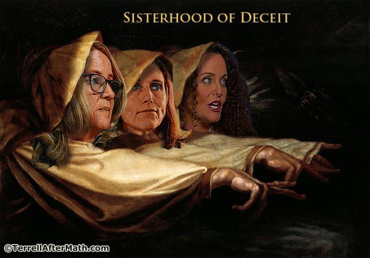 Sisterhood of deceit