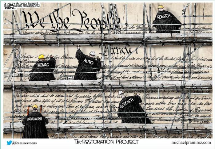 Supreme court-reconstruction