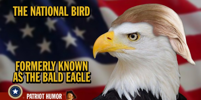Trump-national bird