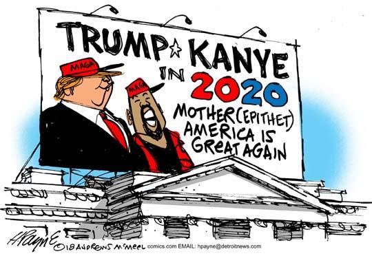 Trump_Kanye