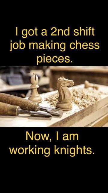 Working Knights