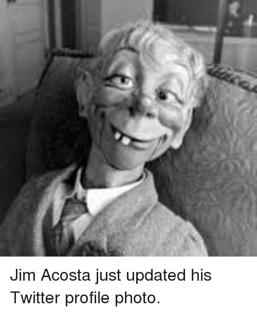 Acosta-jupdated-his-twitter-profile-photo