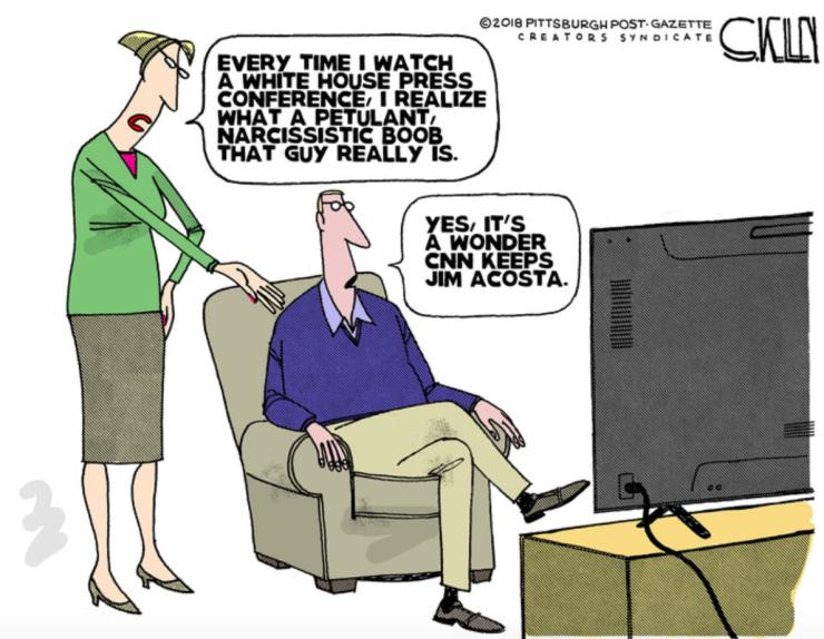 Acosta-narcissistic