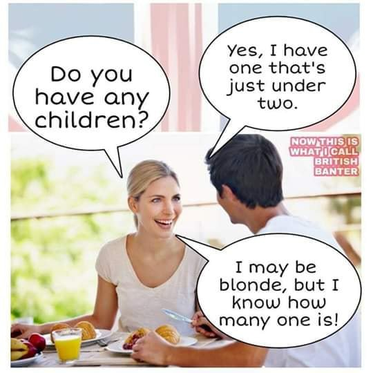 Blonde-Do-you-have-any-children