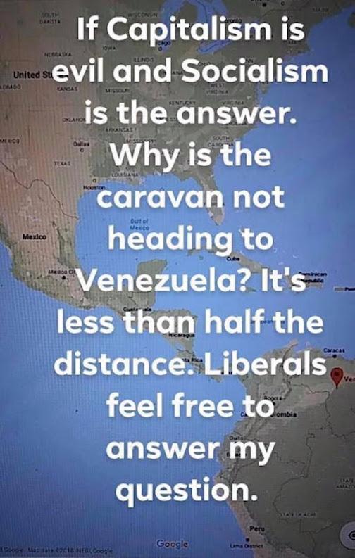 Caravan to Venezuela