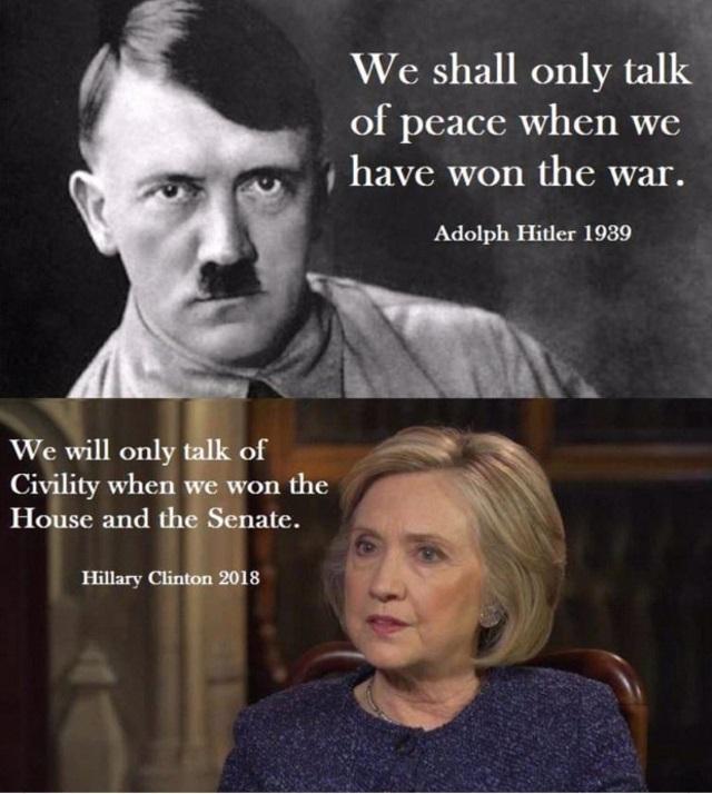 hitler-hillary-clinton-civility