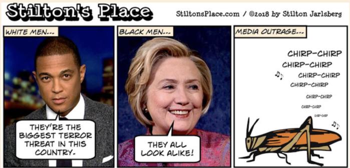 Hitlery-blacks all look alike