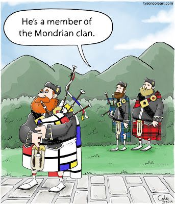 Mondrian clan