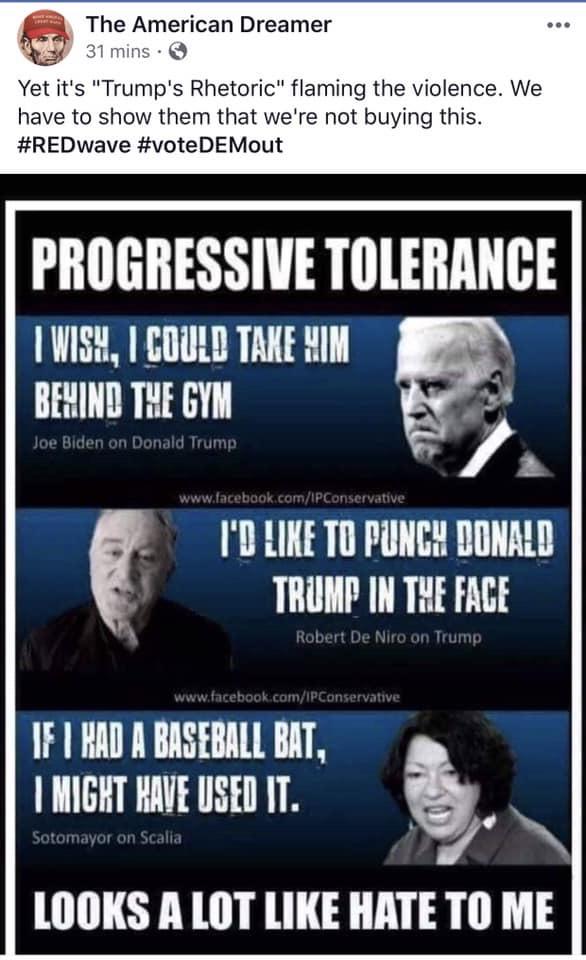 Progressive Tolrunce