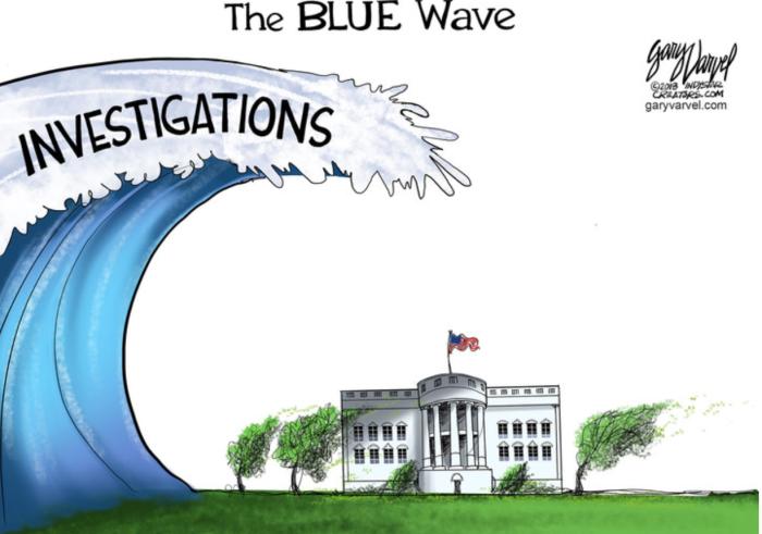 'Rats-Blue Wave Investigations