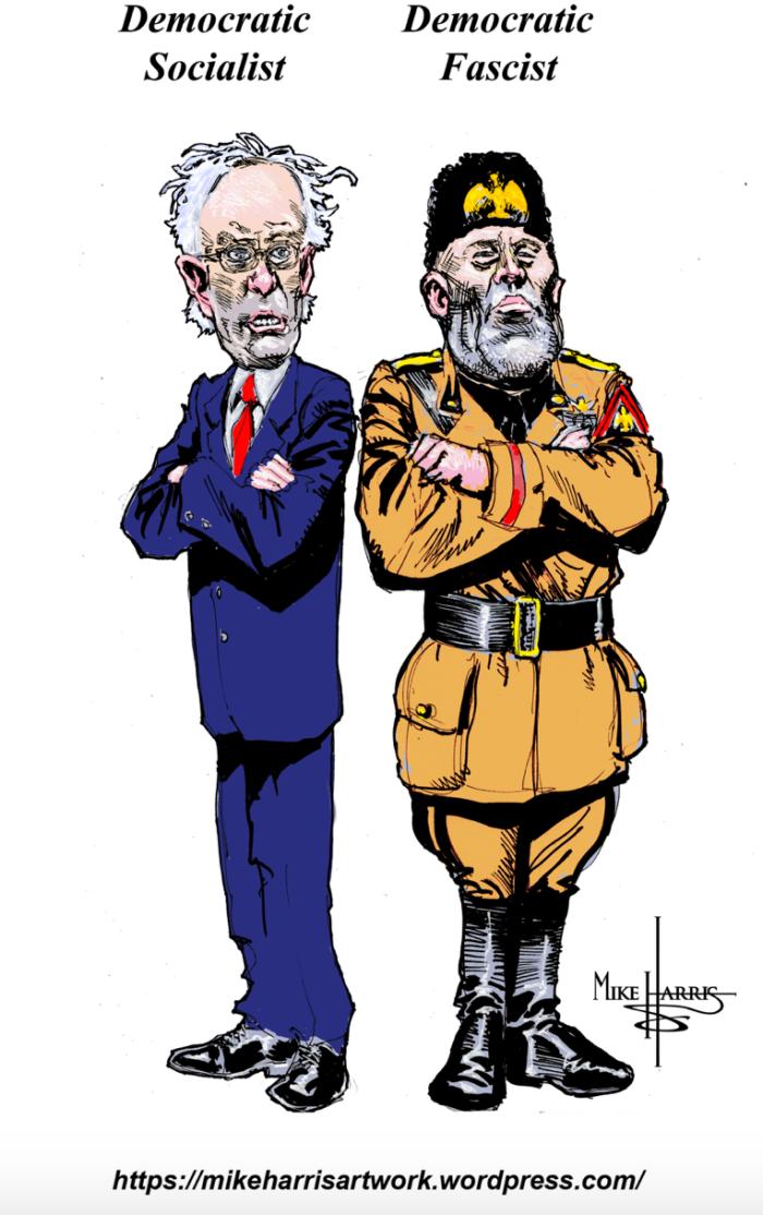 'Rats-Socialist-Fascist