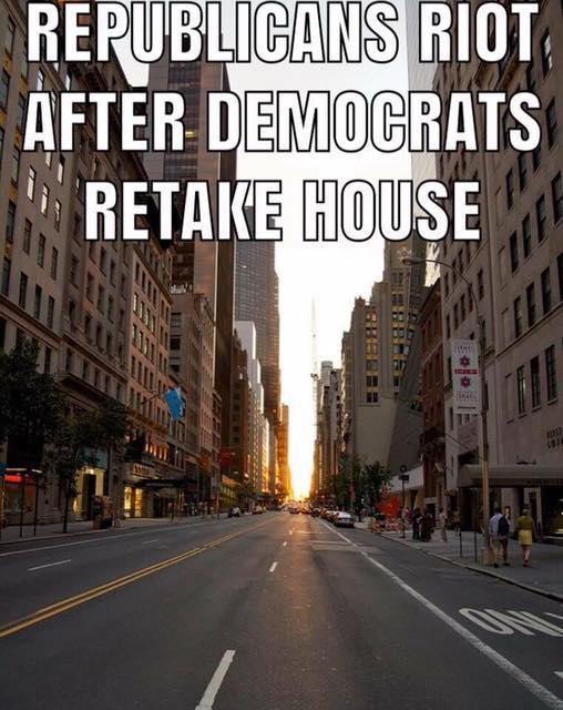 Republicans Riot