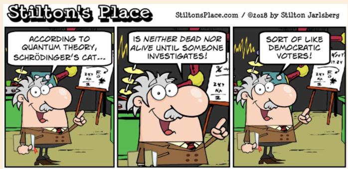 Stilton-'Rat voters