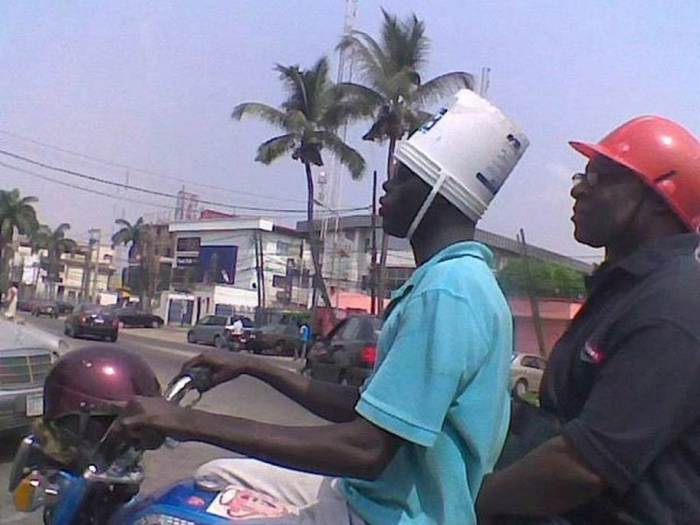 Why Women Live Longer-safety helmet