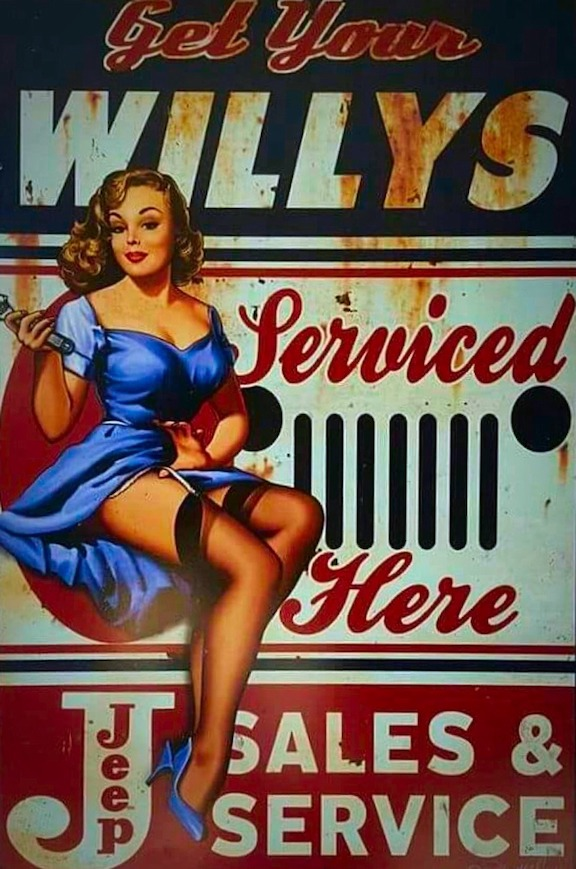 Willys Service