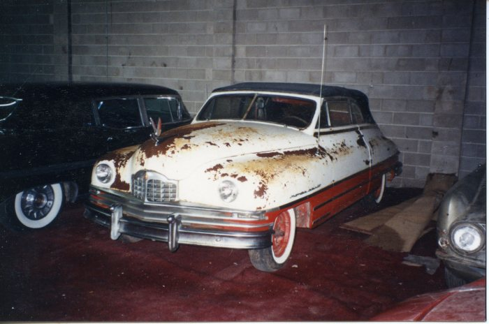 1949 Monte Carlo Convertible