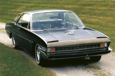 1965 Sceptre-front