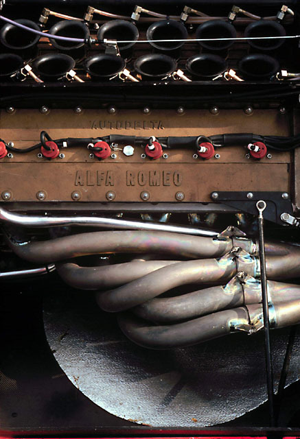 Alfa Romeo engine