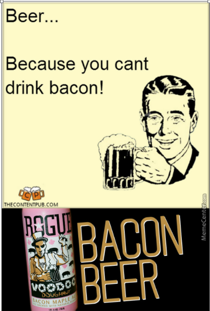 Bacon Beer