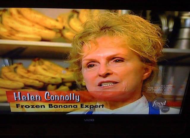 Frozen Banana expert