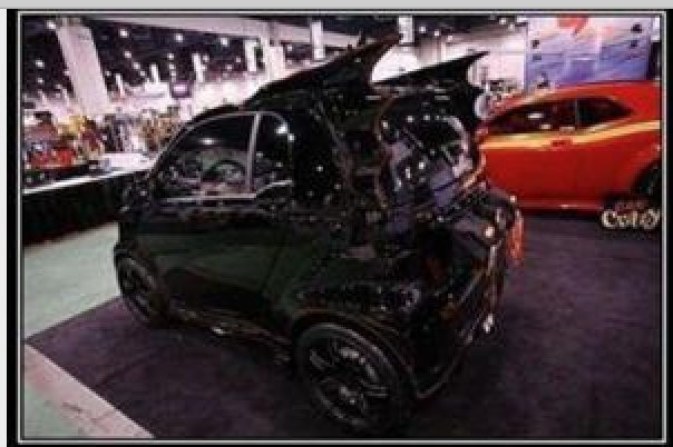 Smart-Batmobile