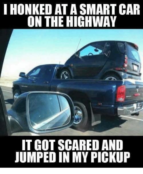 Smart-car-Pickup