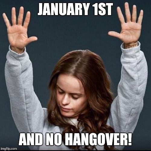 New-Year-No Hangover