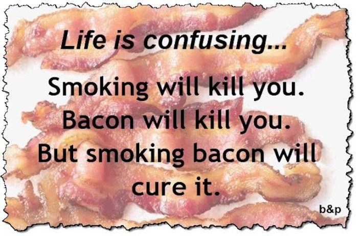 bacon-cure