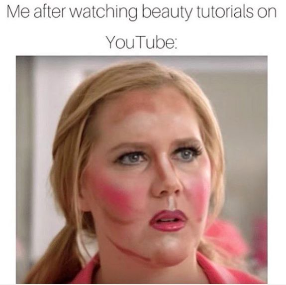 beauty tutorials