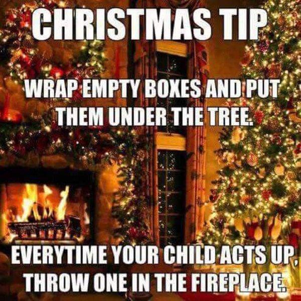 christmas tip
