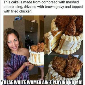 gravy cake