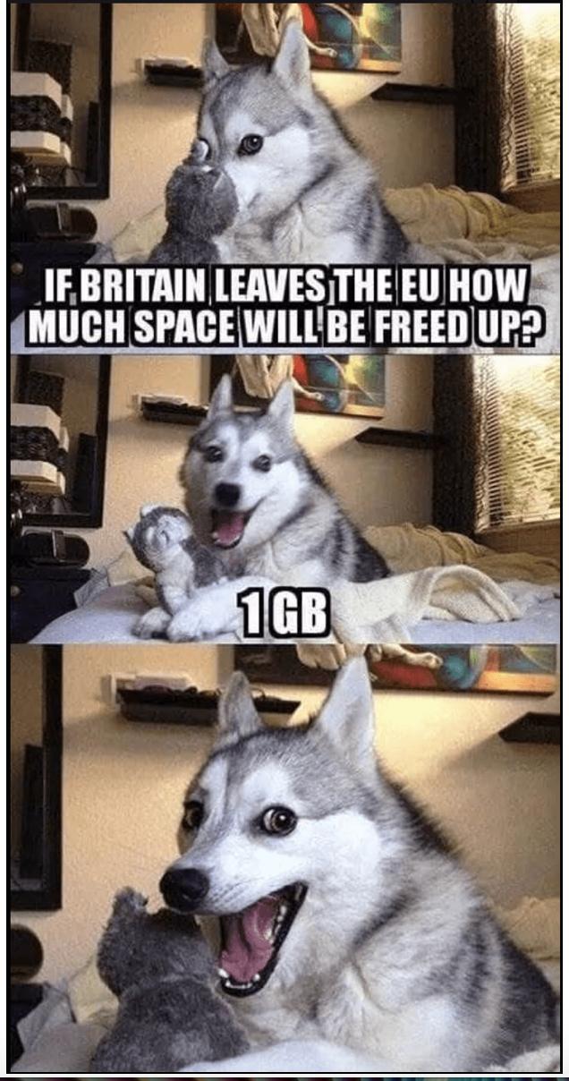 great britain leaves eu