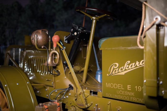 packard truck at night 2