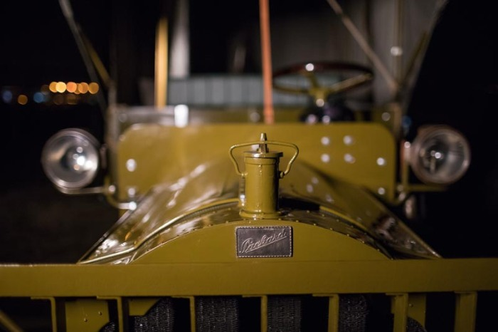 packard truck at night 5
