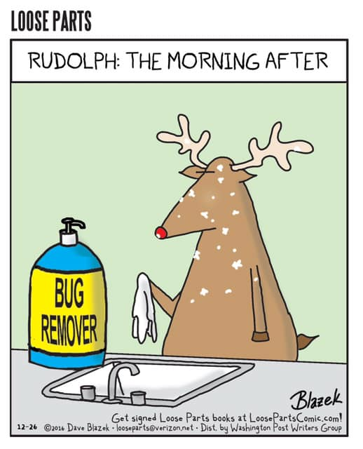 rudolph-morning after