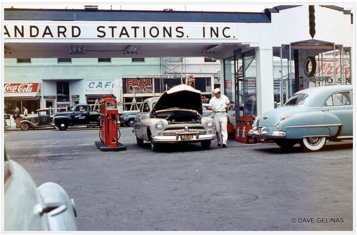 standard station-la
