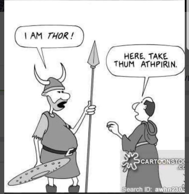take thum athpririn