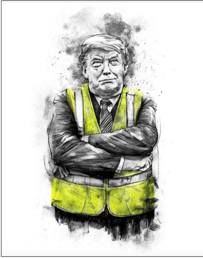 trump-yellow vest