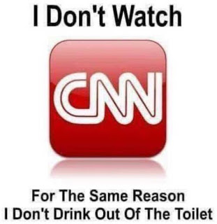 I don't watch CNN